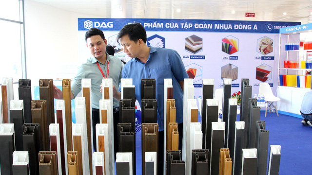DAG tham dự triển lãm Quốc tế Vietbuild Đà Nẵng 2019 - Ảnh 1.