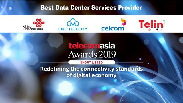Data Center của CMC Telecom là đại diện Việt Nam duy nhất lọt vào đề cử Telecom Asia Awards 2019 - Ảnh 1.