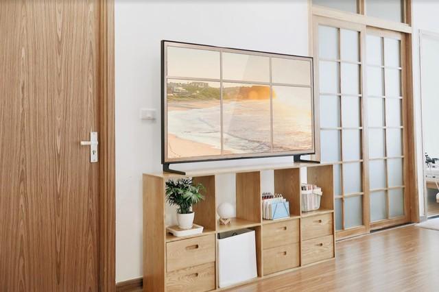 Nhiều người dùng không hề muốn thấy mảng đen của TV khi tắt, vậy Samsung đã làm như thế nào? - Ảnh 2.