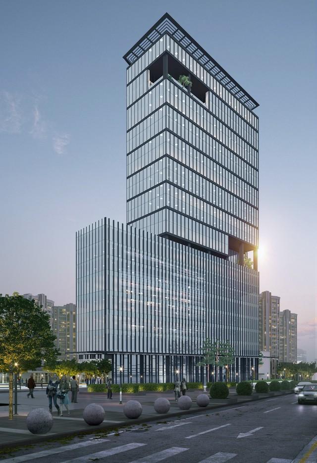 """Bất động sản văn phòng Hà Nội: Khách thuê có xu hướng """"kết"""" phía Tây - Ảnh 1."""