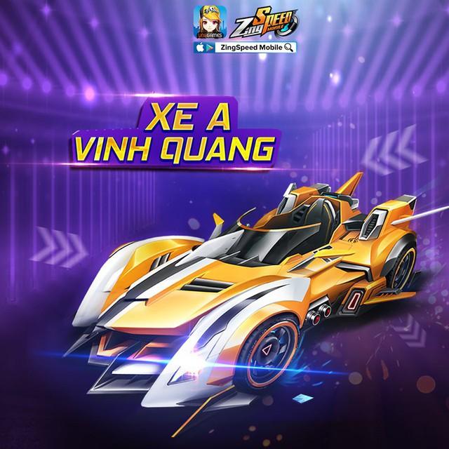 Điểm danh 3 mẫu xế mới nhất các Racer ZingSpeed Mobile không thể bỏ qua - Ảnh 1.