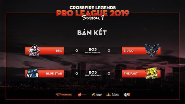 CrossFire Legends: Blue Star xuất sắc tiến vào bán kết với thành tích bất bại - Ảnh 5.