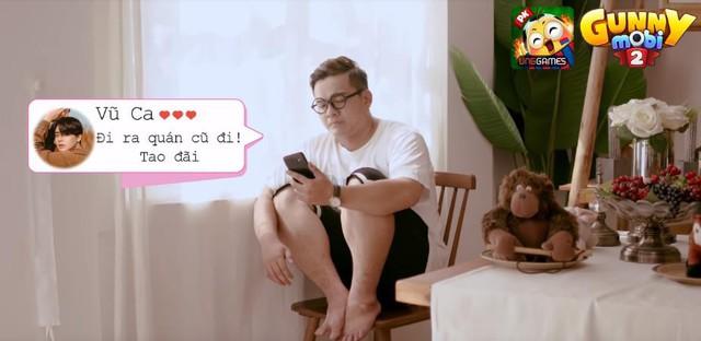 """MV """"Chuyện chàng ngố cận"""" gây sốt trong cộng đồng Gunny Mobi - Ảnh 3."""