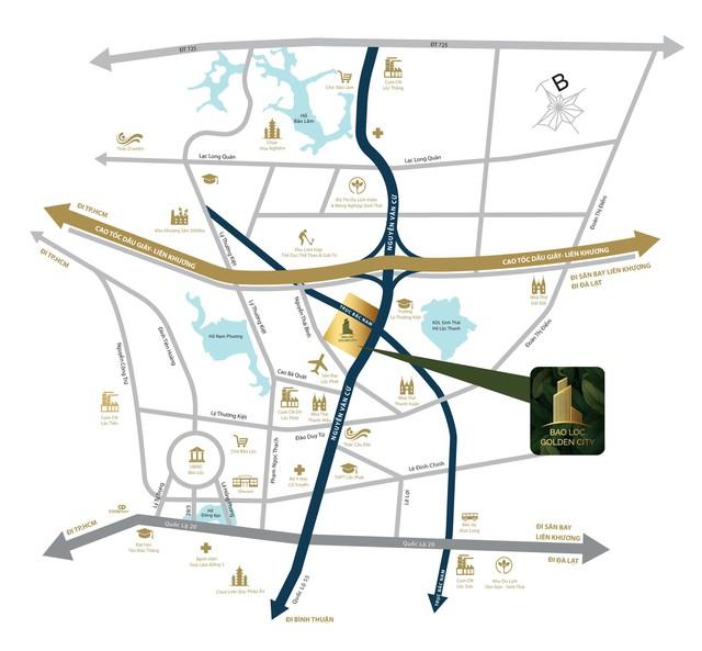 Bảo Lộc Golden City – cơ hội mới ở Lâm Đồng - Ảnh 1.