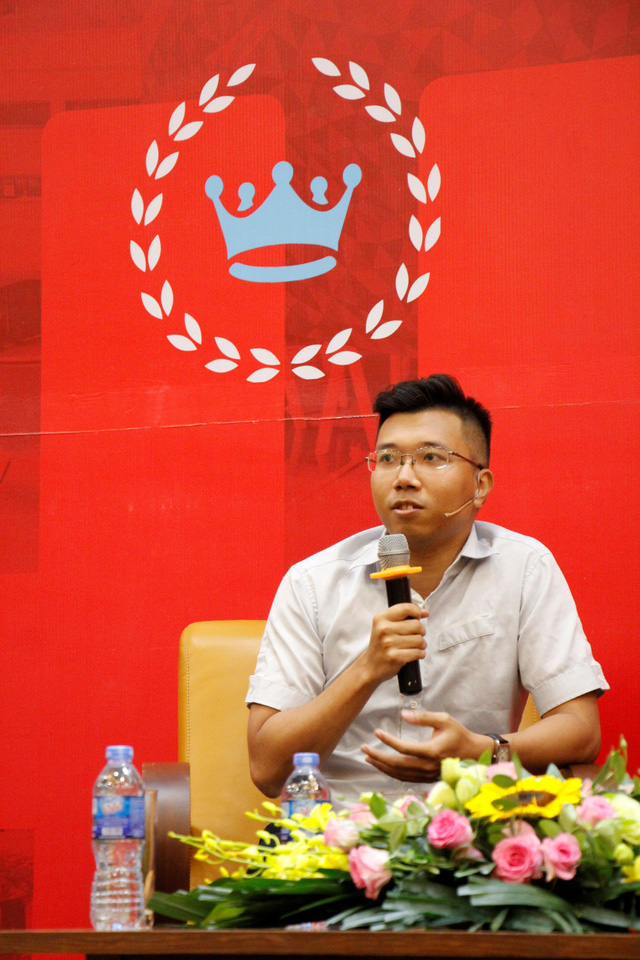 """""""Hành trang săn học bổng"""" thu hút đông đảo bạn trẻ Việt - Ảnh 3."""
