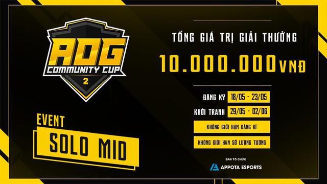 Hôm nay, giải đấu 40 triệu Đồng của AOG – Đấu Trường Vinh Quang chính thức khởi tranh - Ảnh 6.