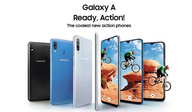 Samsung Galaxy A70: Chiếc smartphone toàn diện nhất trong phân khúc trung cấp - Ảnh 1.