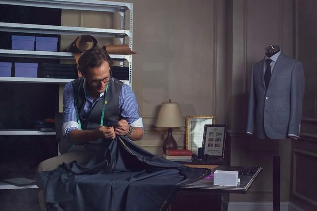 Thời trang Bespoke: phong cách độc bản mọi quý ông khao khát - Ảnh 1.