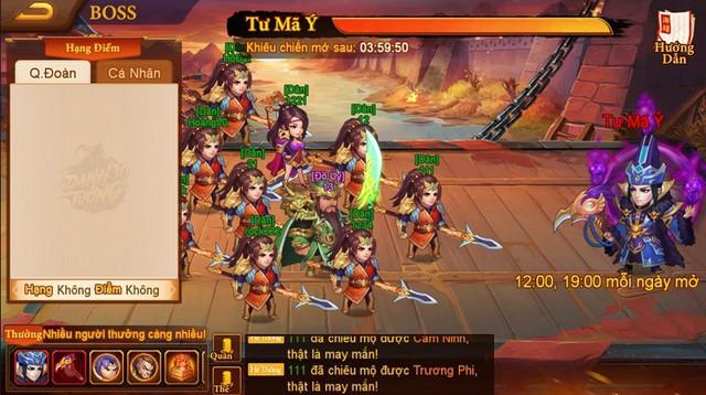 Chơi thử Danh Tướng 3Q - VNG, nhận quà tặng lên đến 20 triệu đồng - Ảnh 4.
