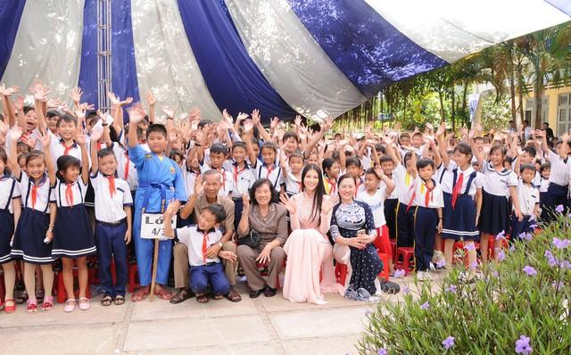 Gần 2.500 em học sinh Bến Tre tiếp cận mô hình Trường học Xanh – Sạch – Khoẻ - Ảnh 4.