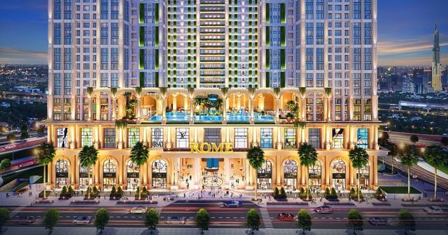 Lý giải sức hút dự án mang phong cách thànhRometại Sài Gòn - Ảnh 2.