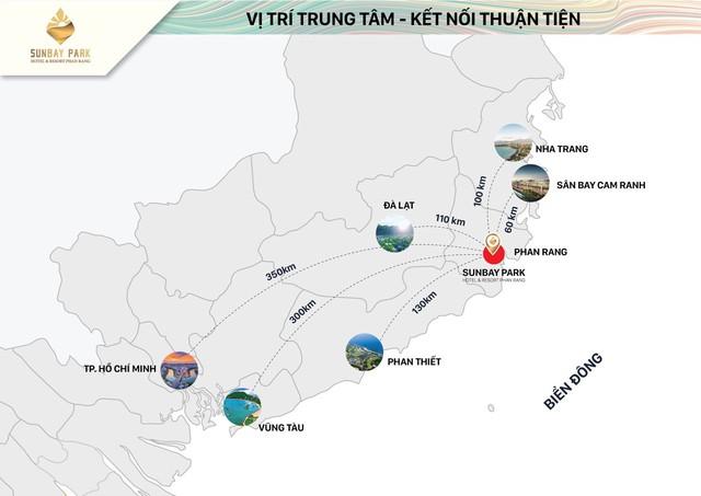 SunBay Park Hotel & Resort Phan Rang: Dự án độc đáo giữa sa thảo Ninh Thuận - Ảnh 2.