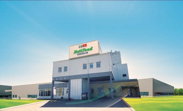 Vận hành nhà máy sữa tại Thụy Điển, NutiFood vươn ra thế giới - Ảnh 2.