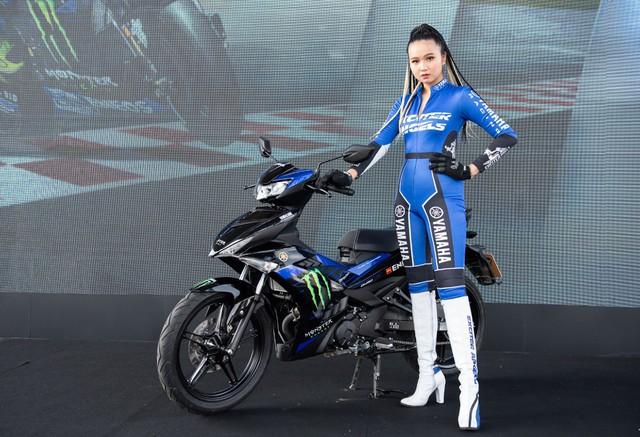 Giải mã sức hút của Exciter 150 phiên bản Moster Energy MotoGP - Ảnh 1.