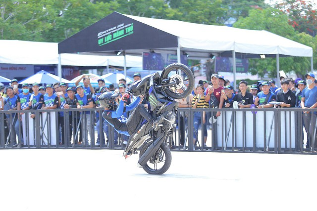 Giải mã sức hút của Exciter 150 phiên bản Moster Energy MotoGP - Ảnh 2.