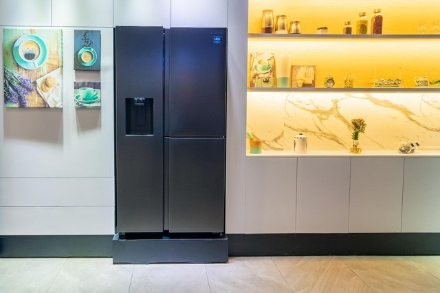 From how to phone, TV, refrigerator, how does Samsung revolutionize electronics design? - Photo 4.