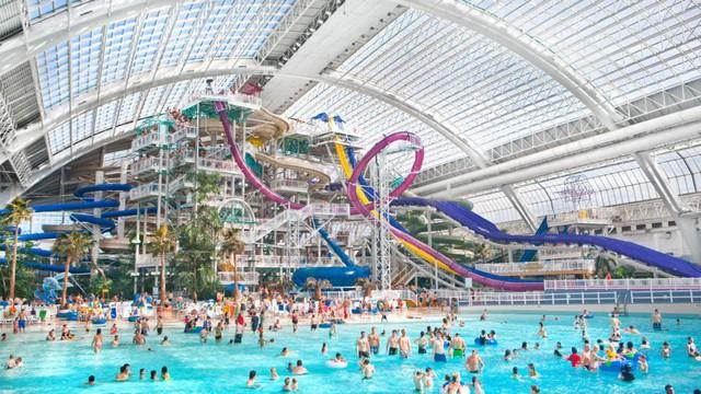 Phan Thiết sắp khởi công công viên nước trong nhà quy mô hàng đầu châu Á - Ảnh 1.