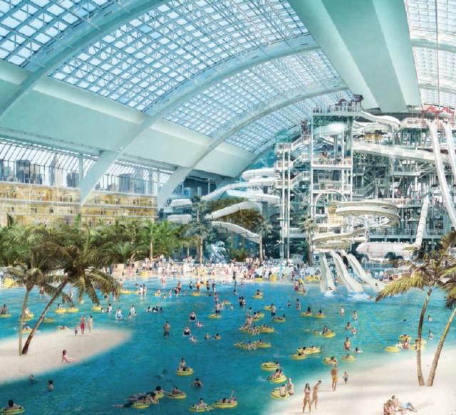 Phan Thiết sắp khởi công công viên nước trong nhà quy mô hàng đầu châu Á - Ảnh 3.