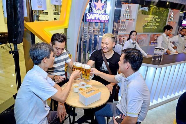 Dẫn dắt cuộc vui từ vị bia xứng tầm - Ảnh 1.