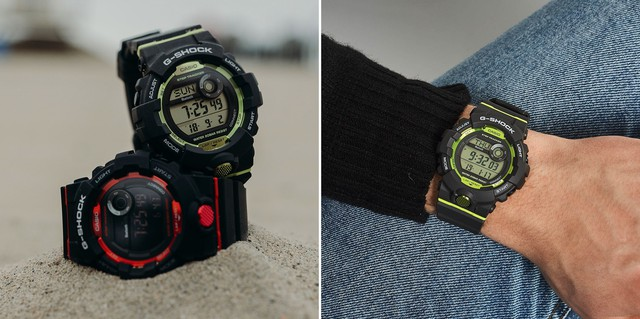 """Take a look at the Casio G-Squad """"sports assistant"""" watch that attracts young Asians - Photo 3."""