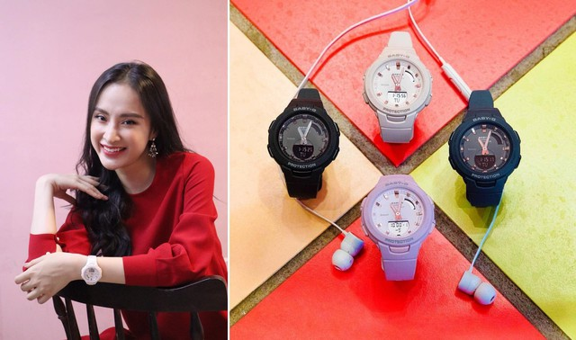 """Take a look at the Casio G-Squad """"sports assistant"""" watch that attracts young Asians - Photo 4."""