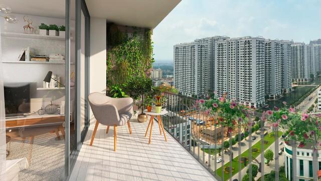Ra mắt căn hộ cao cấp view sông Hồng tại Imperia Sky Garden - Ảnh 1.