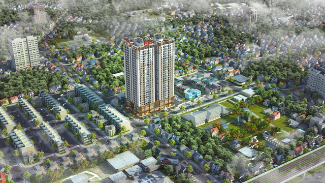Tương lai nào cho phân khúc căn hộ trung cấp trong nội đô Hà Nội? - Ảnh 2.