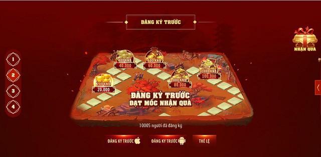 """Danh Tướng 3Q – VNG tặng thẻ Zing 200K và nhận quà """"mỏi tay"""" cùng sự kiện chiêu mộ tướng - Ảnh 7."""