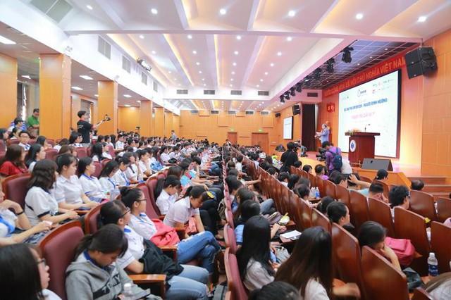 """Nhiều dự án có tính ứng dụng cao tham dự cuộc thi Tìm kiếm ý tưởng khởi nghiệp 2018"""" - Ảnh 2."""