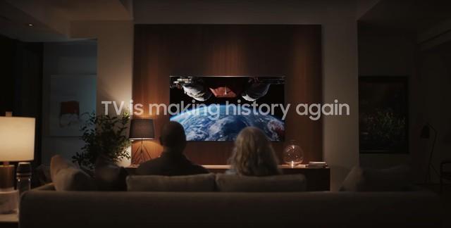 Khoảnh khắc lịch sử của nhân loại 50 năm trước chuẩn bị tái hiện trên TV Samsung - Ảnh 5.