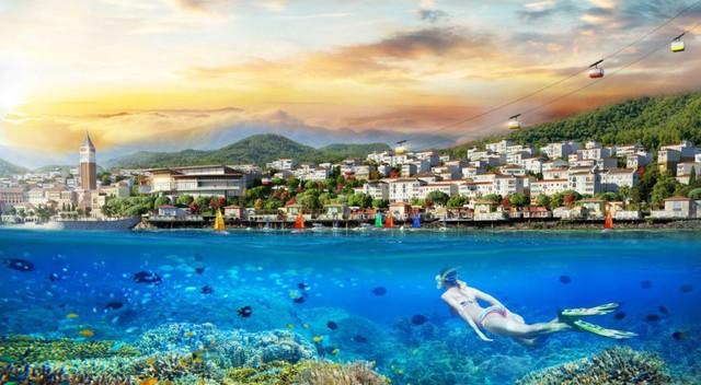 Không dễ tìm shophouse sát biển ở Phú Quốc - Ảnh 2. không dễ tìm shophouse sát biển ở phú quốc Không dễ tìm shophouse sát biển ở Phú Quốc photo 1 1560136175433429431760
