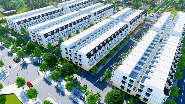 Shophouse – Kênh đầu tư sinh lời mới tại Bắc Ninh - Ảnh 1.