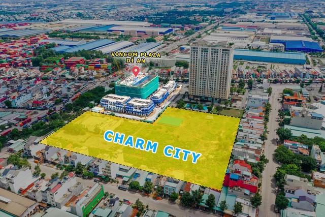 Hàng loạt dự án lớn đổ bộ vào thị trường Dĩ An, Thuận An - Ảnh 3.