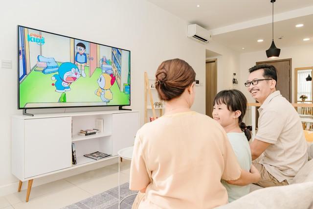 Smartphone là vật dụng cá nhân, chỉ có chiếc TV mới là món đồ giải trí cho cả nhà đúng nghĩa - Ảnh 2.