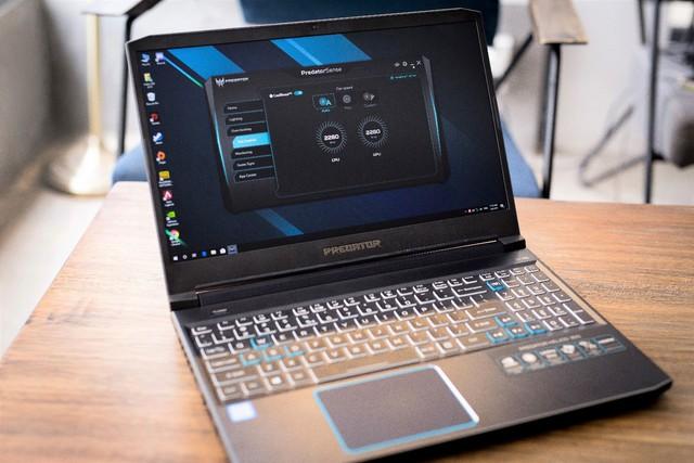 Predator Helios 300 phiên bản 2019: Thiết kế cực ngầu, sức mạnh vô biên! - Ảnh 2.
