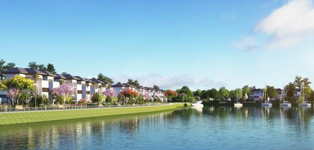 Xu hướng phát triển đô thị xanh của thị trường bất động sản - Ảnh 2.