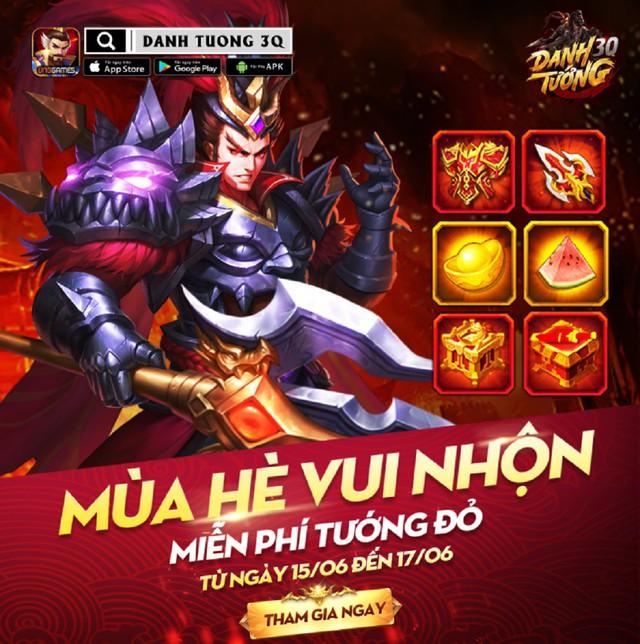 Danh Tướng 3Q – VNG cán mốc 1,5 triệu người chơi sau 2 tuần ra mắt - Ảnh 1.