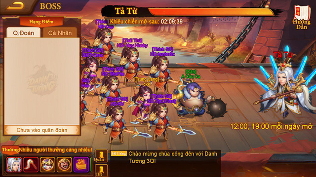 Danh Tướng 3Q – VNG cán mốc 1,5 triệu người chơi sau 2 tuần ra mắt - Ảnh 2.