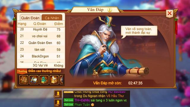 Danh Tướng 3Q – VNG cán mốc 1,5 triệu người chơi sau 2 tuần ra mắt - Ảnh 3.