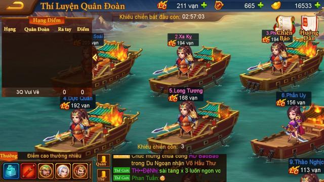 Danh Tướng 3Q – VNG cán mốc 1,5 triệu người chơi sau 2 tuần ra mắt - Ảnh 4.