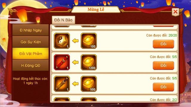 Danh Tướng 3Q – VNG cán mốc 1,5 triệu người chơi sau 2 tuần ra mắt - Ảnh 6.