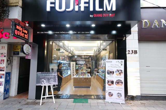 Chuỗi brandshop của Fujifilm tại thị trường Việt Nam – Mô thức tiếp thị mới - Ảnh 1.