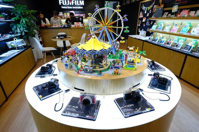 Chuỗi brandshop của Fujifilm tại thị trường Việt Nam – Mô thức tiếp thị mới - Ảnh 4.