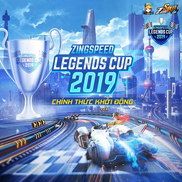 ZingSpeed Legends Cup 2019: Chỉ còn 30 tiếng để đăng ký tham dự giải - Ảnh 1.