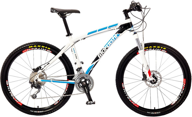 Rủi ro khi mua xe đạp địa hình giá rẻ - Ảnh 2.