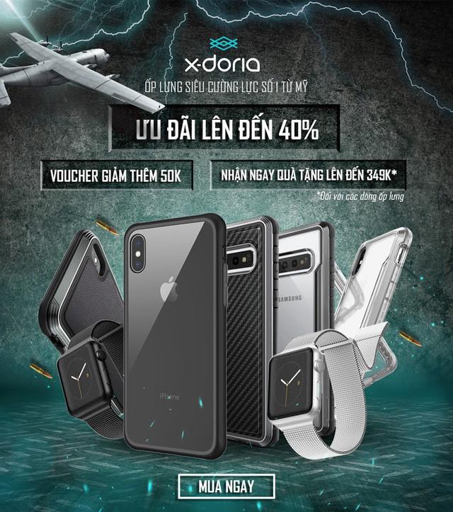 Bất ngờ với độ bền của ốp lưng X-Doria khi thả rơi tự do 3m cùng iPhone trên nền bê tông cốt thép - Ảnh 5.