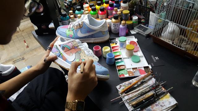 Đánh giày nghề hot của giới trẻ ngày nay - Ảnh 3.