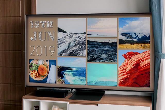 Trải nghiệm nhanh TV QLED 4K Q90R: đáng lựa chọn trong phân khúc TV cao cấp - Ảnh 1.