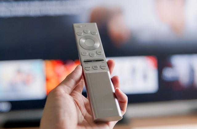 Quick experience QLED 4K Q90R TV: worth choosing in the high-end TV segment - Photo 5.