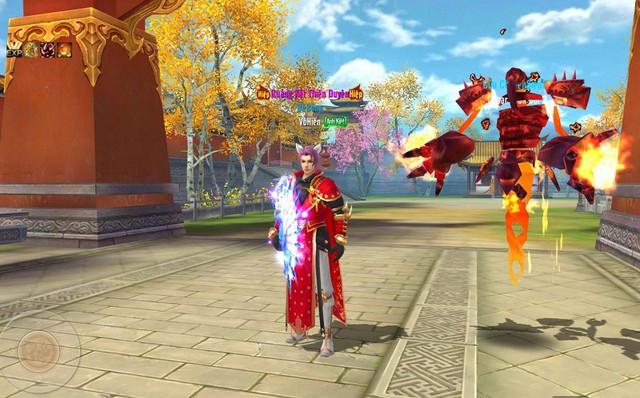 """Minh Giáo """"đốt cháy"""" Tân Thiên Long Mobile sau vài ngày ra mắt - Ảnh 8."""